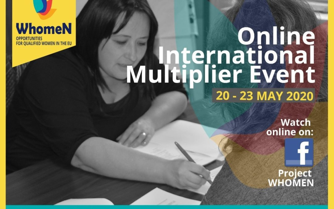 Evento multiplicador internacional